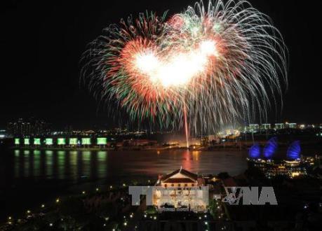 Quảng Ninh sẽ bắn pháo hoa hưởng ứng Năm Du lịch Quốc gia 2018
