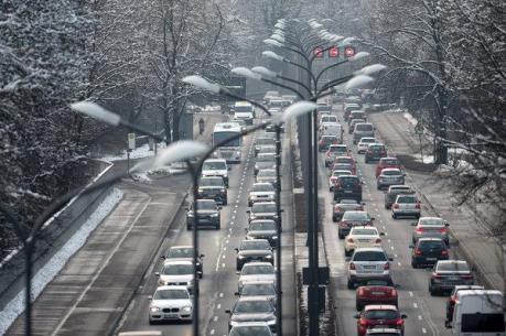 Đức bổ sung ngân sách giải quyết ô nhiễm không khí