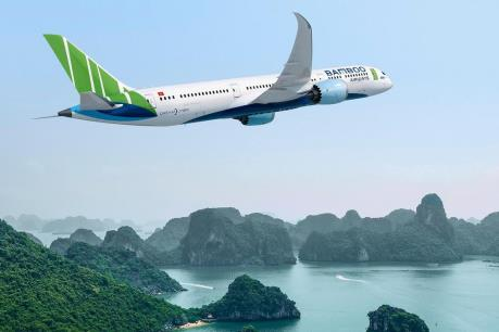 Bamboo Airways sẽ bay chuyến đầu tiên vào cuối tháng 12/2018