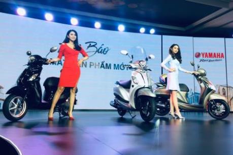 Yamaha Motor Việt Nam giới thiệu động cơ Blue Core thế hệ mới
