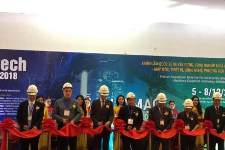 Contech Vietnam 2018:  Quy tụ thương hiệu hàng đầu ngành xây dựng