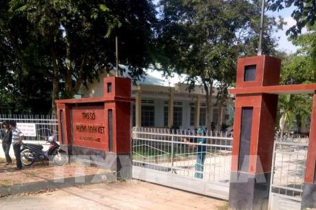 Chính thức khởi tố điều tra vụ nổ súng tại trụ sở phường Đoàn Kết