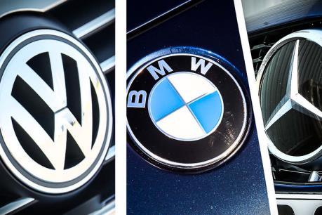 Các tập đoàn ô tô Đức ứng phó khả năng Mỹ tăng thuế nhập khẩu