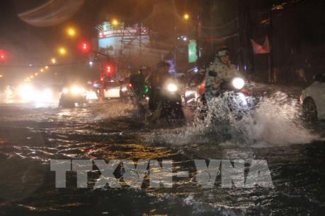 Tp Hồ Chí Minh: Thiệt hại do ngập nước khoảng hơn 1.500 tỷ đồng mỗi năm