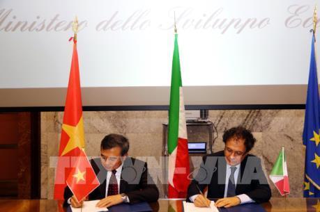 Việt Nam – Italy hướng đến hợp tác hiệu quả