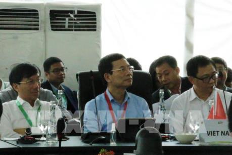 Khai mạc Hội nghị Bộ trưởng Công nghệ thông tin và Viễn thông ASEAN 18