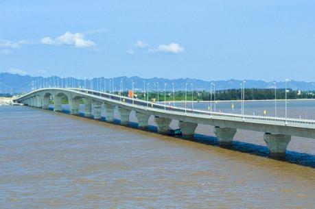 Cầu Đình Vũ  - Cát Hải bị rải đinh
