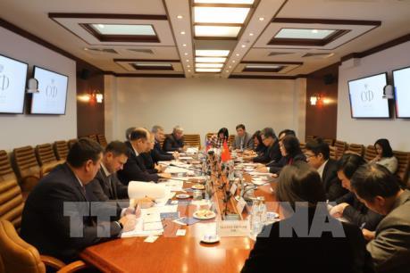 Kim ngạch buôn bán song phương Nga-Việt có thể đạt 10 tỷ USD năm 2020