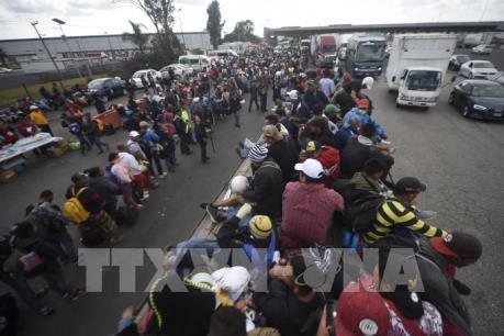 Châu Âu bất đồng trong hướng giải quyết khủng hoảng di cư (Phần 2)