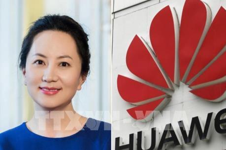 Chứng khoán châu Á đỏ sàn do vụ Huawei