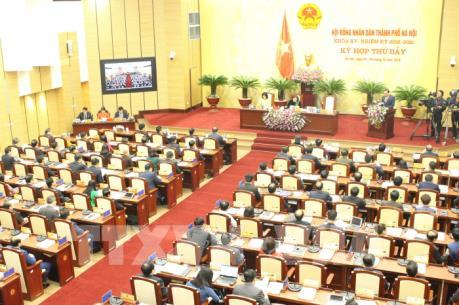 Kết quả bỏ phiếu tín nhiệm các chức danh do HĐND TP Hà Nội bầu