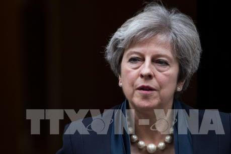 Thủ tướng Anh hối thúc các nghị sĩ ủng hộ thỏa thuận sơ bộ với EU