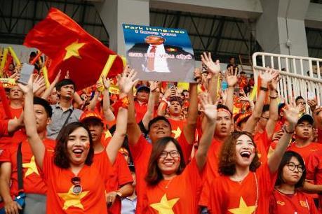 Vietravel sẽ bán 1.000 tour cổ vũ ĐT Việt Nam tại AFF Cup 2018