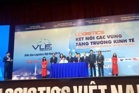 Vinalines hợp tác với doanh nghiệp ngoại phát triển tuyến vận tải và logistics