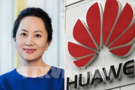 Giám đốc tài chính của Huawei xin được bảo lãnh tại ngoại