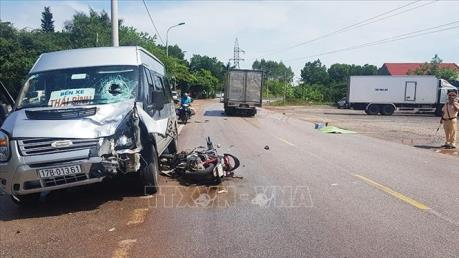 Quảng Ninh: Hai vụ tai nạn giao thông cùng trên Quốc lộ 18