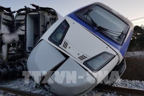 Giám đốc KORAIL từ chức sau loạt vụ tai nạn đường sắt ở Hàn Quốc