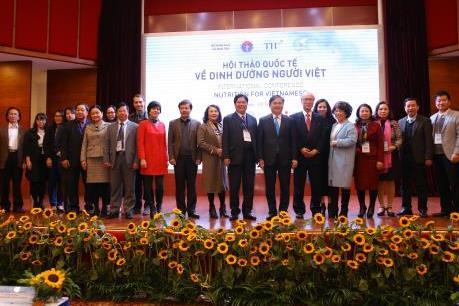 Tập đoàn TH triển khai Đề án dinh dưỡng người Việt