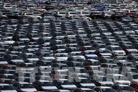 Lượng ô tô bán ra ở Mỹ tăng nhẹ bất chấp dự báo ảm đạm về nền kinh tế