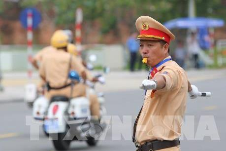 Hà Nội phân luồng giao thông phục vụ trận chung kết lượt về