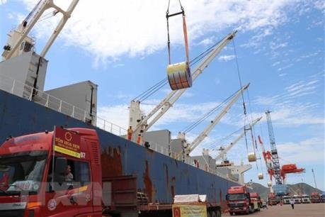 Cảng Quy Nhơn xác lập kỷ lục mới