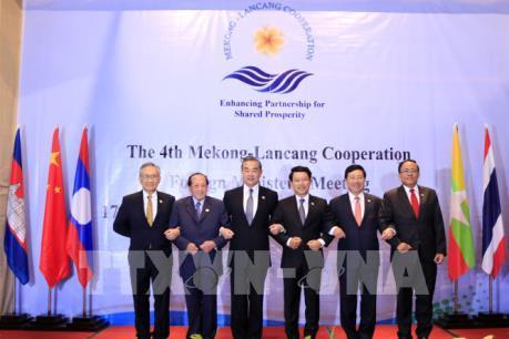 Hợp tác Mekong - Lan Thương thúc đẩy đối tác vì sự thịnh vượng chung