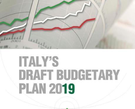 Italy thống nhất về dự thảo ngân sách 2019 trình EC