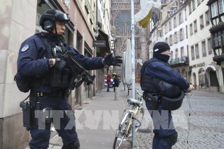 Buộc tội một đồng phạm vụ nổ súng tại khu chợ Giáng sinh ở Strasbourg
