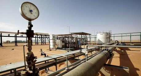 Mỏ dầu lớn nhất của Libya bị phong toả