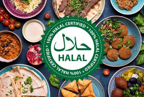 """Xuất khẩu thực phẩm của Indonesia """"nhắm"""" vào thị trường Halal"""