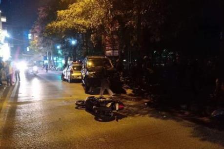 Vụ ô tô gây tai nạn liên hoàn ở Hà Nội: Nữ tài xế có nồng độ cồn cao