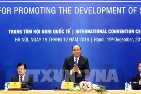 Thủ tướng: Phát triển doanh nghiệp tư nhân về công nghiệp hỗ trợ