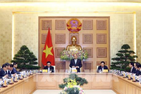 Làm việc với Thủ tướng: Tổ tư vấn kiến nghị giải pháp gỡ 4 nút thắt