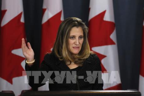 Canada sẽ gây sức ép để Trung Quốc thả hai công dân bị bắt giữ