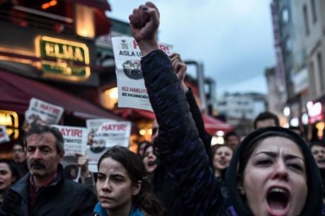 Thổ Nhĩ Kỳ: Biểu tình phản đối giá cả leo thang