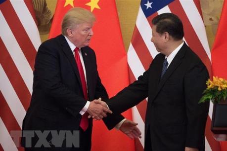 """Mỹ và Trung Quốc """"đạt được tiến bộ mới"""" từ điện đàm về thương mại"""