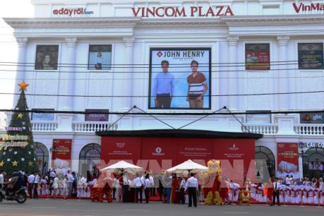 Vingroup khai trương tổ hợp Trung tâm thương mại, khách sạn tại Tây Ninh