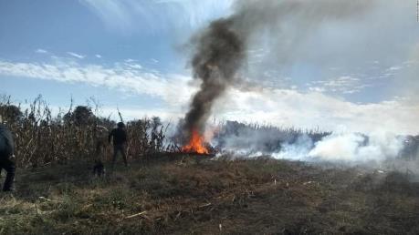 Mexico: Tai nạn máy bay khiến vợ chồng Thống đốc bang thiệt mạng