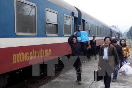 Đường sắt công bố đường dây nóng dịp Tết và lễ hội Xuân 2019