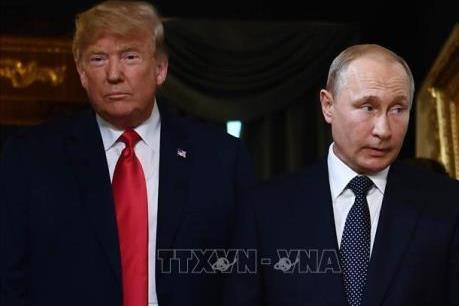 Tổng thống Nga gửi thư cho Tổng thống Mỹ