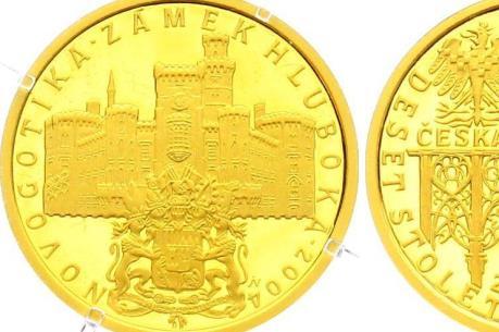 Séc sắp cho ra mắt đồng xu vàng có giá trị lớn thứ hai thế giới