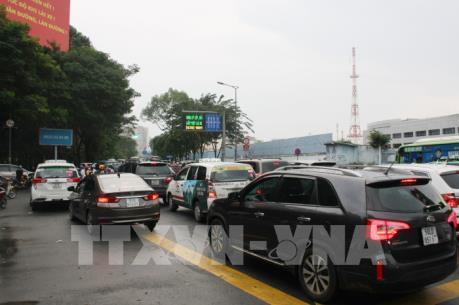 Thí điểm quản lý giao thông quanh sân bay Tân Sơn Nhất bằng AI