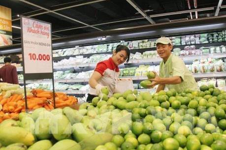 Xây dựng chuỗi liên kết sản xuất - tiêu thụ nông sản thực phẩm