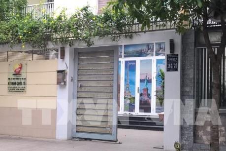 Vụ 153 khách bỏ trốn ở Đài Loan: Tạm giữ giấy phép kinh doanh của đơn vị làm visa