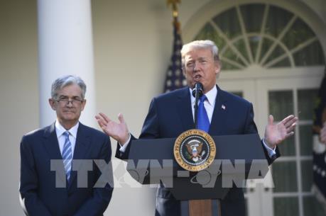 Bác bỏ quan ngại về việc Tổng thống Mỹ định sa thải Chủ tịch FED