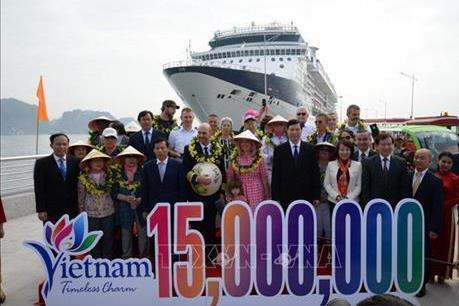 Năm 2019, ngành du lịch Việt Nam đặt mục tiêu đón 103 triệu lượt khách