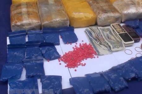 Quảng Trị: Phát hiện đối tượng tàng trữ trái phép hàng nghìn viên ma túy tổng hợp