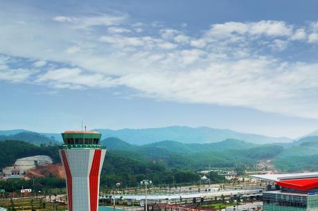 Sân bay quốc tế Vân Đồn chính thức khai thác khai trương