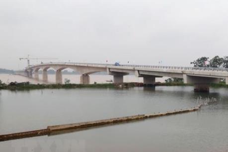 Từ 4/1/2019 bắt đầu thu phí cầu Ba Vì - Việt Trì