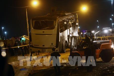 Vụ đánh bom tại Ai Cập: Thông tin thêm về tình hình các nạn nhân